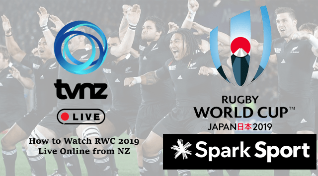 Rugby World Cup 2019 Live Stream New Zealand