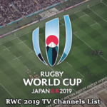 rugby world cup 2019 tv coverage