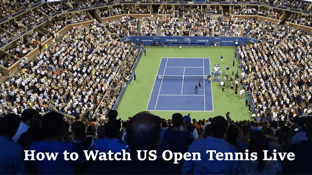 how to watch us open tennis 2020 live stream