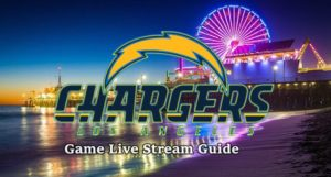 chargers game live stream