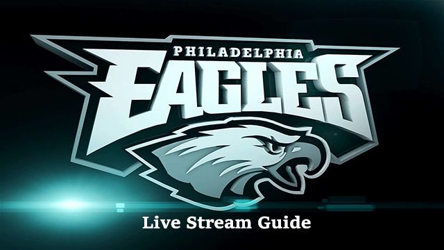 eagles game live stream