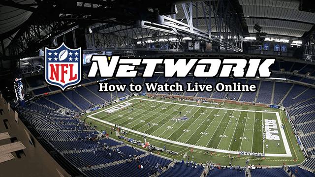 nfl network live stream