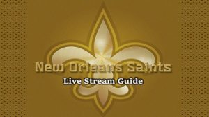 saints game live stream