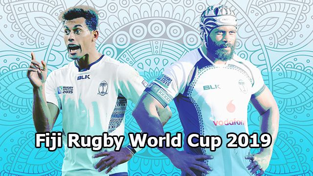 Fiji Rugby World Cup 2019 Live