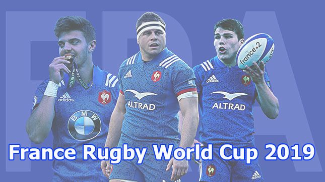 France Rugby World Cup 2019 Live