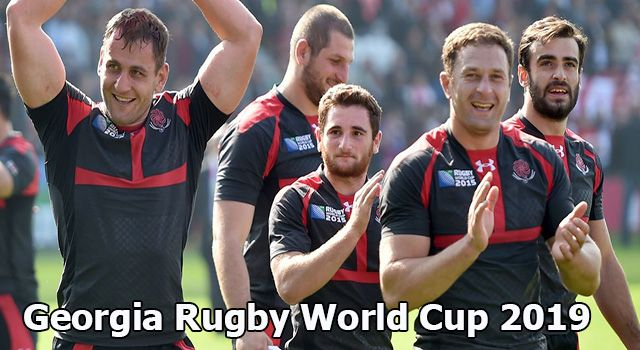 Georgia Rugby World Cup 2019 Live