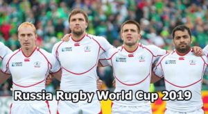 Russia Rugby World Cup 2019 Live