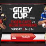 grey cup 2019 live stream