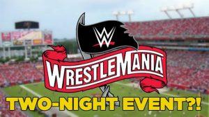 WWE WrestleMania 36 Live stream